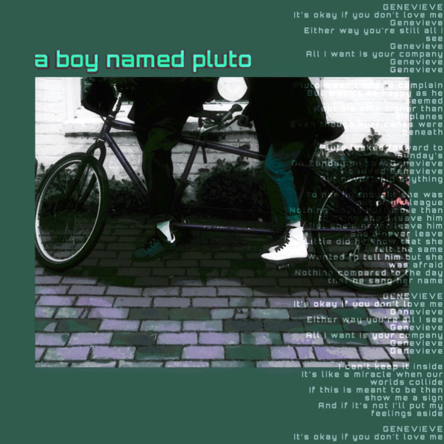 A Boy Named Pluto